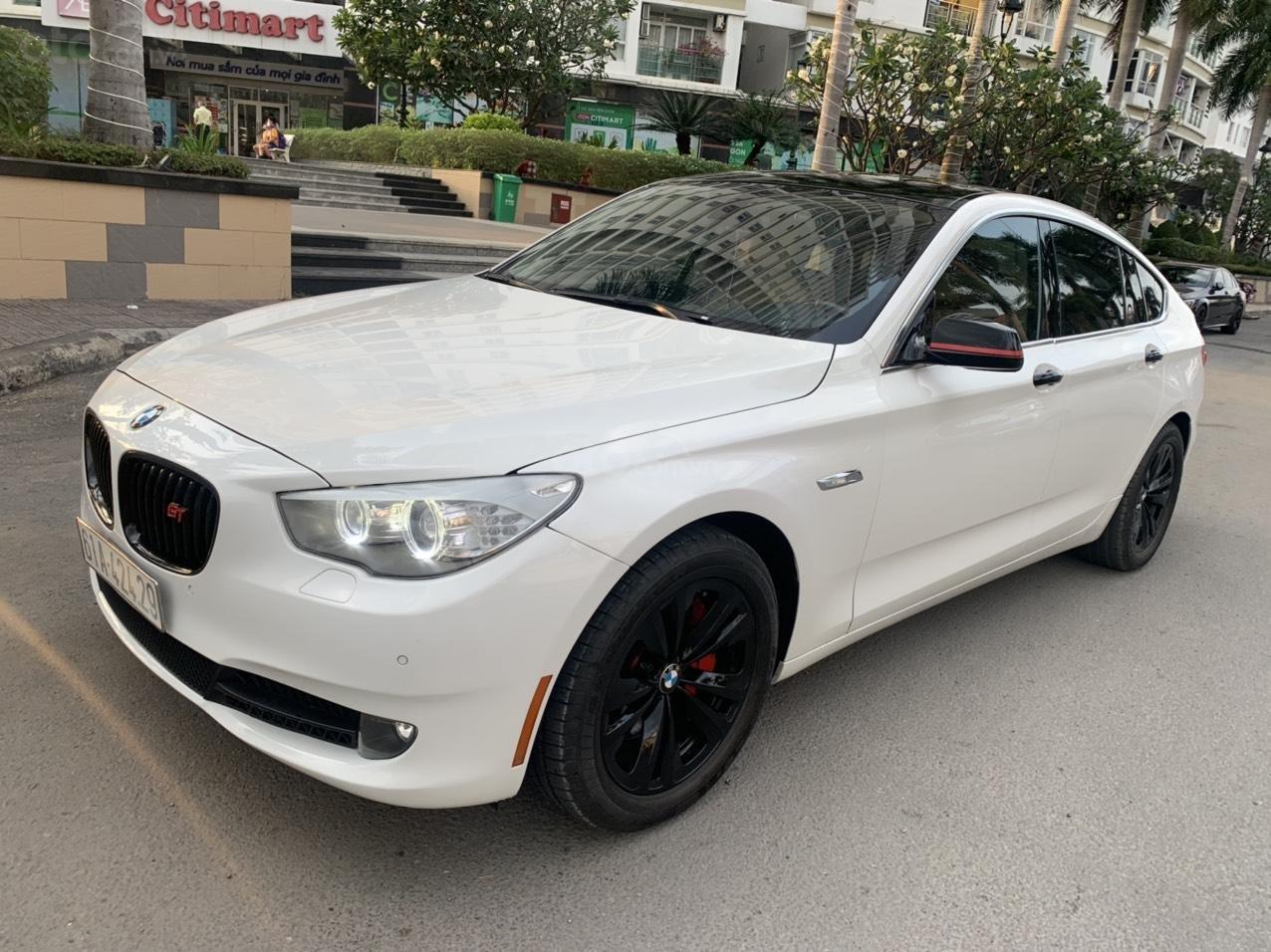 Cần bán gấp BMW 535GT SX 2011, giá 960 triệu (9)