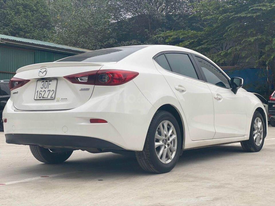 Cần bán nhanh giá tốt xe Mazda 3 1.5 năm 2018, màu trắng chính chủ, số tự động (5)