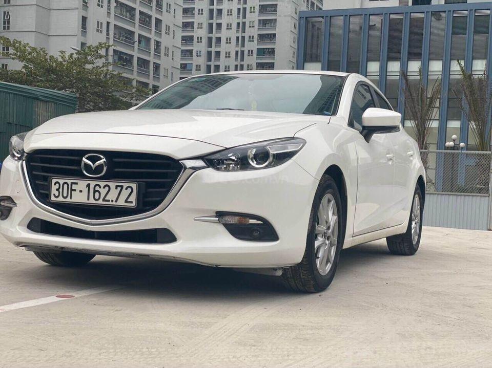 Cần bán nhanh giá tốt xe Mazda 3 1.5 năm 2018, màu trắng chính chủ, số tự động (6)