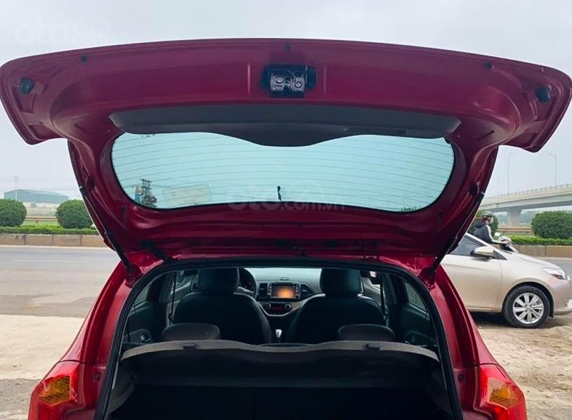 Cần bán Kia Morning Si AT sản xuất năm 2016, màu đỏ  (2)