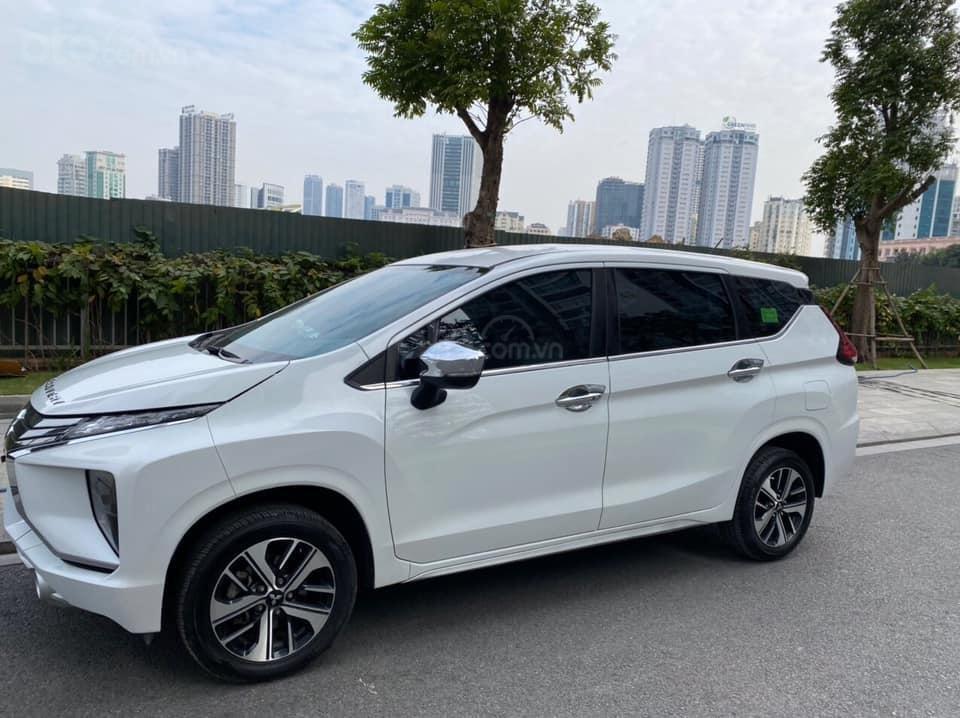 Bán xe Mitsubishi Xpander AT năm sản xuất 2019, màu trắng, siêu lướt (3)