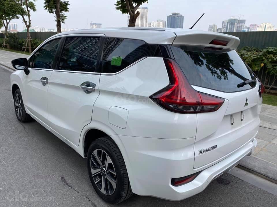 Bán xe Mitsubishi Xpander AT năm sản xuất 2019, màu trắng, siêu lướt (4)
