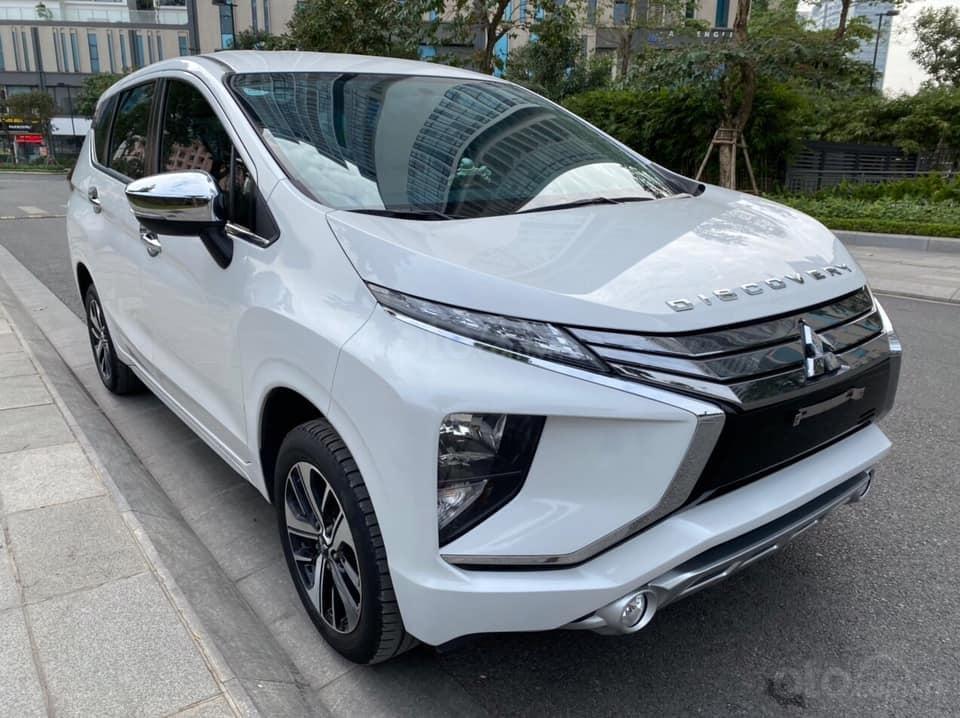 Bán xe Mitsubishi Xpander AT năm sản xuất 2019, màu trắng, siêu lướt (2)