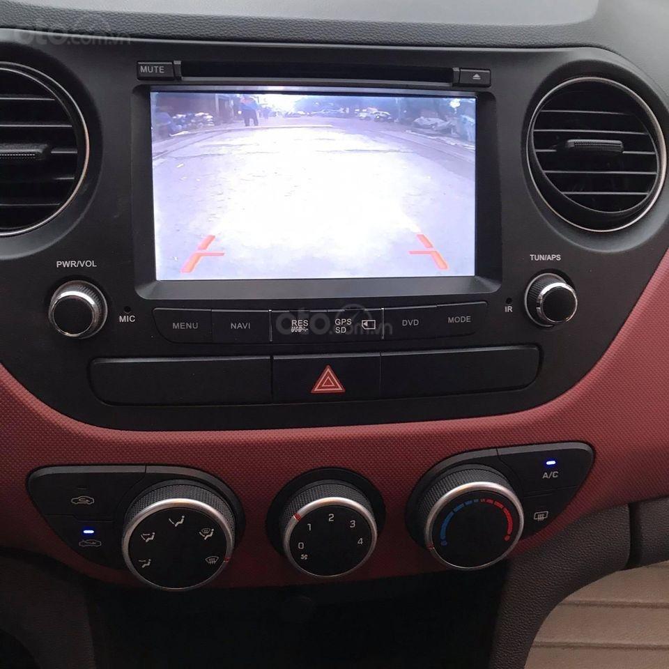 Mua xe giá thấp với chiếc Hyundai Grand i10 AT sản xuất năm 2016 (7)