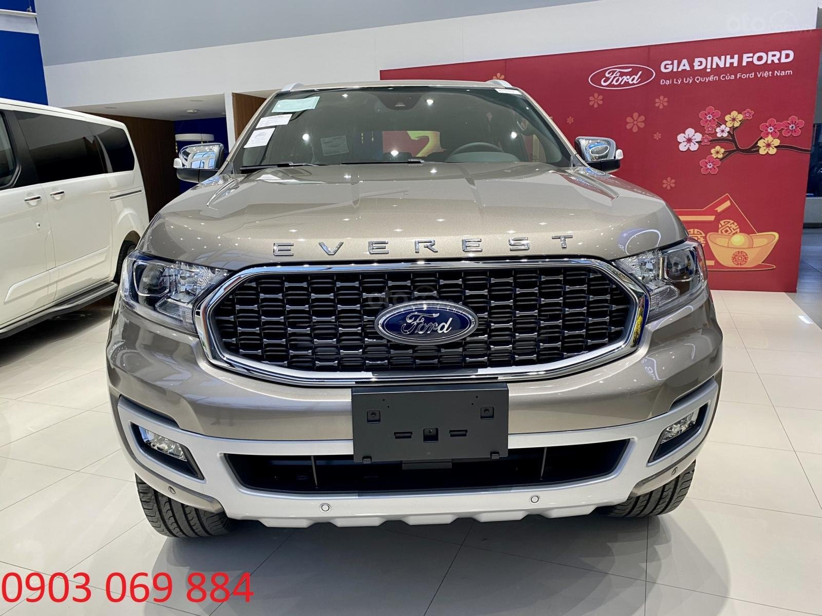 Ford Everest Titanium 2.0 AT 4x2 mới 2021 (1)