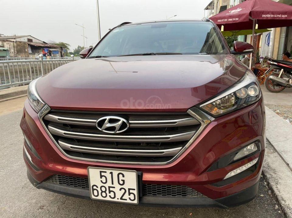 Bán nhanh với giá ưu đãi nhất chiếc Hyundai Tucson bản 2.0 full đặc biệt sx 2018 (2)