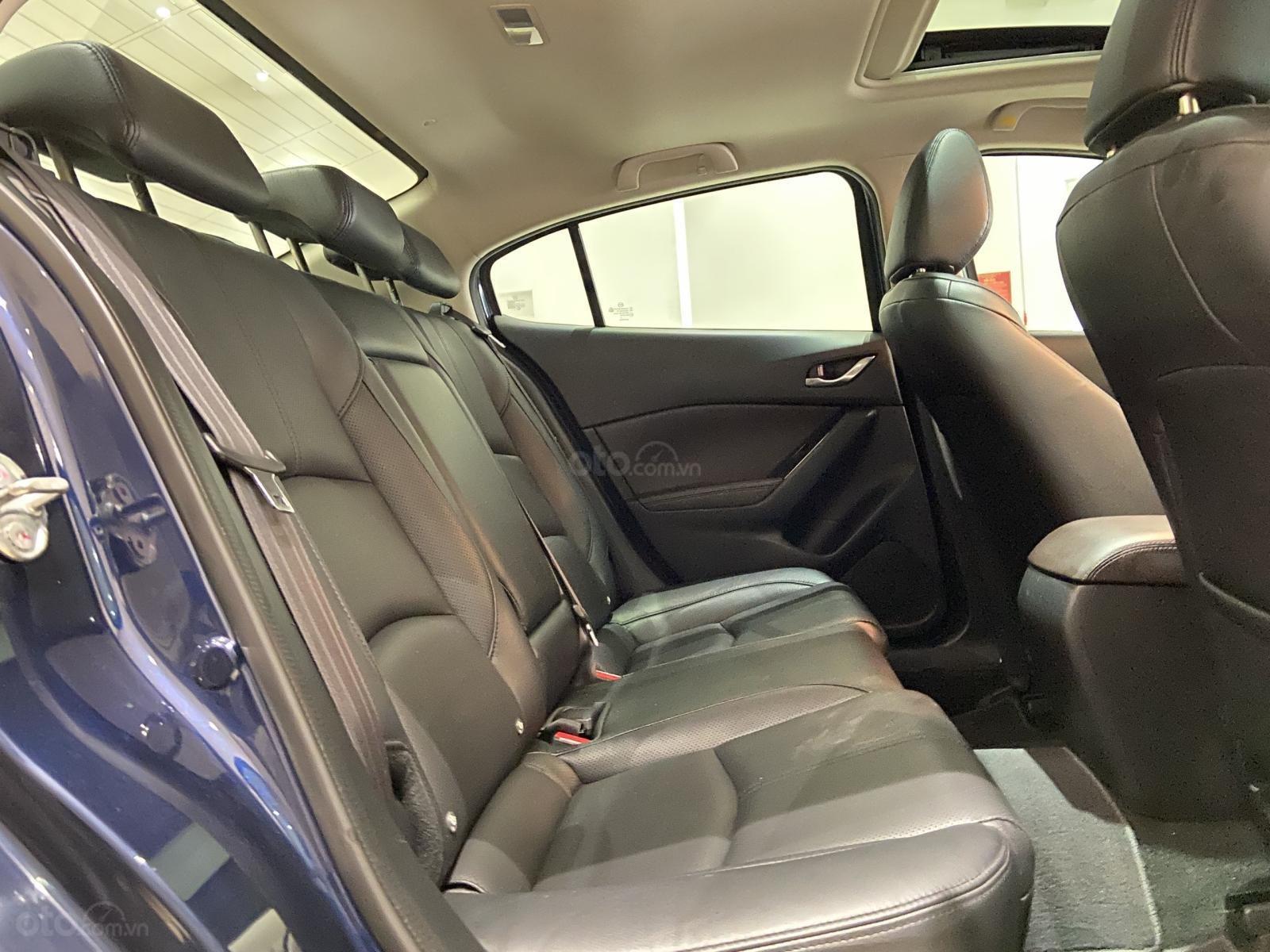 Bán xe Mazda 3 năm sản xuất 2019, xe màu xanh lam, xe gia đình mới đi 25.000 km (10)
