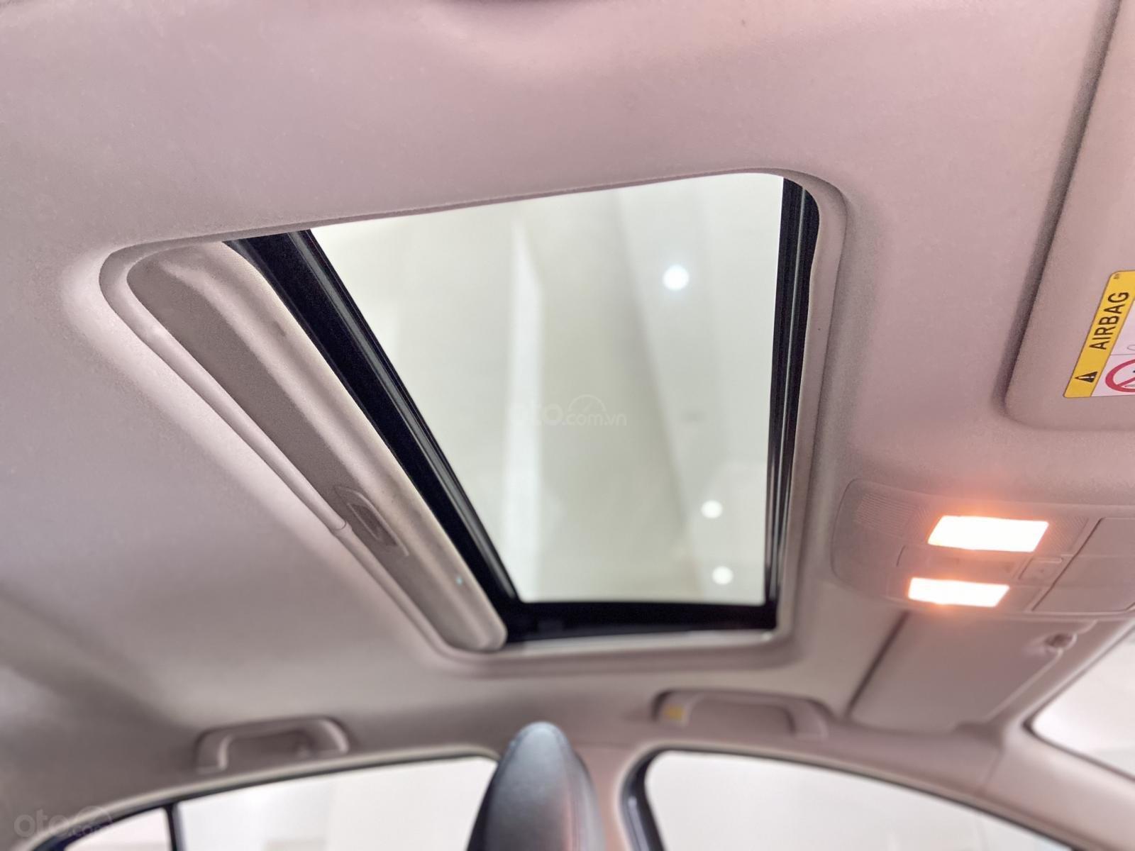 Bán xe Mazda 3 năm sản xuất 2019, xe màu xanh lam, xe gia đình mới đi 25.000 km (12)