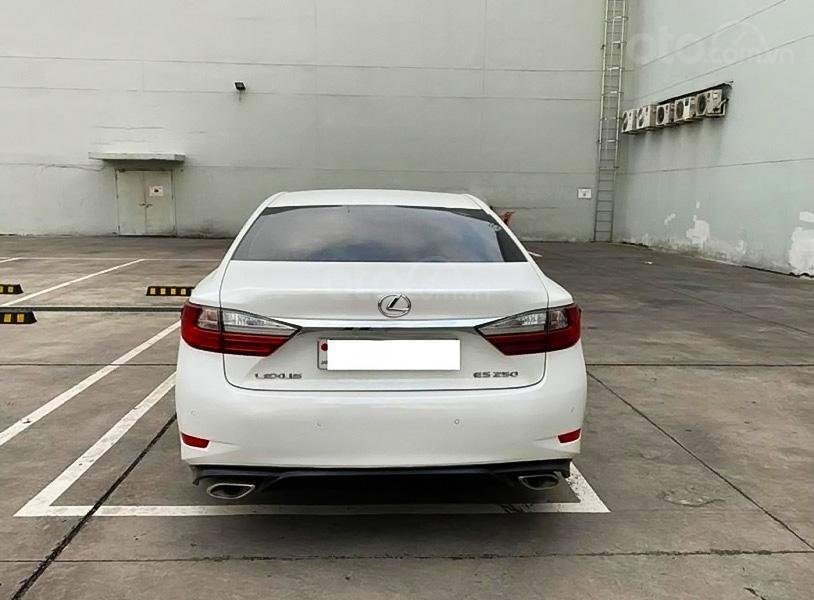 Bán Lexus ES 250 năm sản xuất 2016, màu trắng, nhập khẩu  (2)