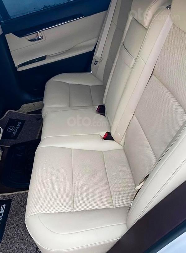 Bán Lexus ES 250 năm sản xuất 2016, màu trắng, nhập khẩu  (3)