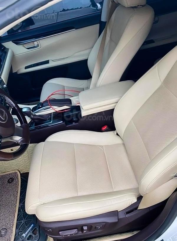 Bán Lexus ES 250 năm sản xuất 2016, màu trắng, nhập khẩu  (4)