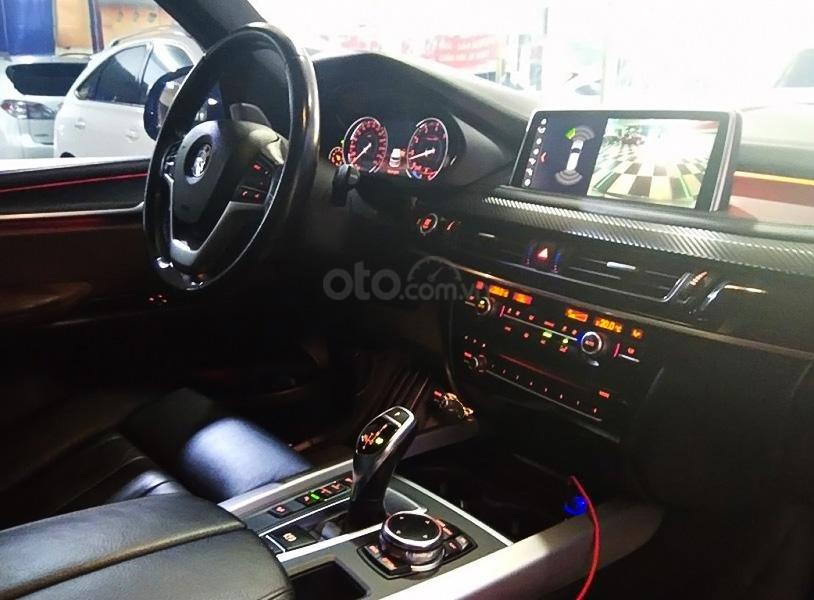Cần bán gấp BMW X5 xDrive35i đời 2014, màu đen, nhập khẩu (4)