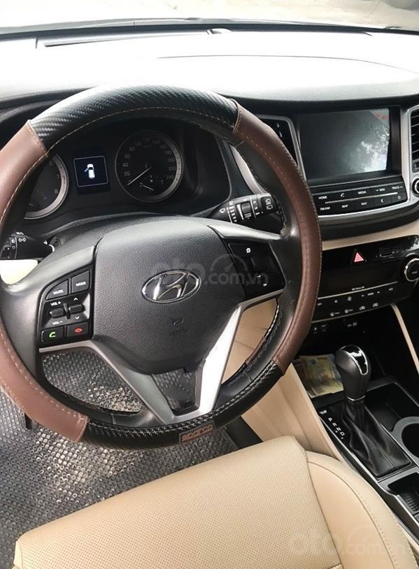 Bán ô tô Hyundai Tucson năm 2018, màu trắng (3)