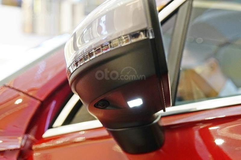 Ưu đãi lên đến 100tr Tiguan Luxury S màu đỏ ruby sang trọng, xe 7 chỗ, nhập khẩu, gầm cao offroad tốt, 2.0TSI (15)