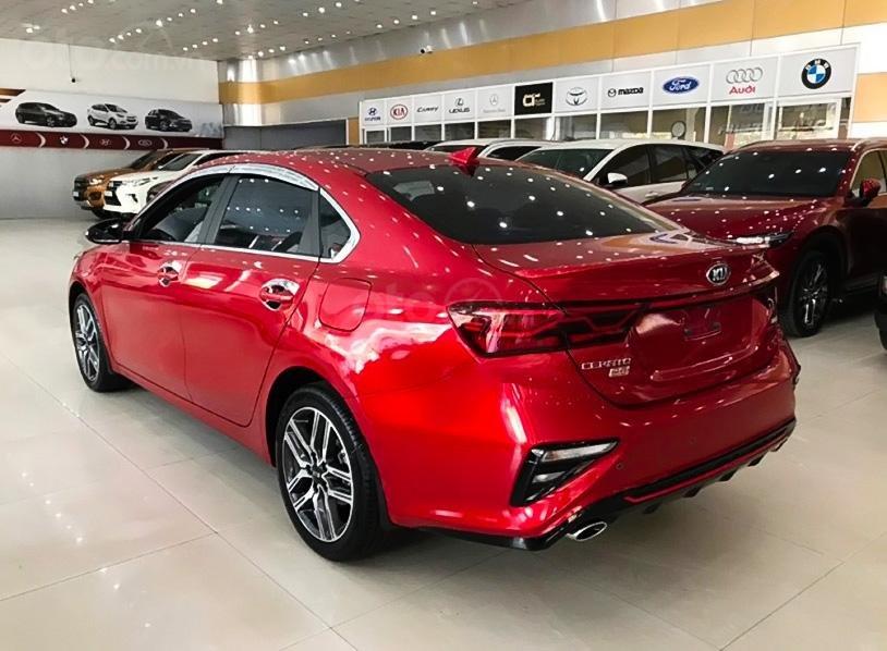 Cần bán lại xe Kia Cerato 2.0AT đời 2020, màu đỏ, giá tốt (5)