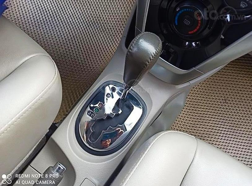 Cần bán lại xe Toyota Vios 1.5G năm 2011, màu bạc, 337 triệu (3)