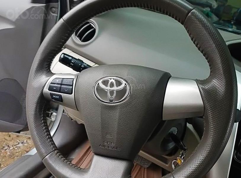Cần bán lại xe Toyota Vios 1.5G năm 2011, màu bạc, 337 triệu (4)