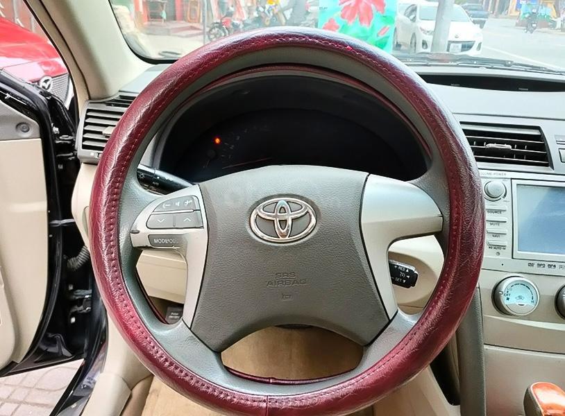 Bán Toyota Camry năm 2008, màu đen, nhập khẩu (3)