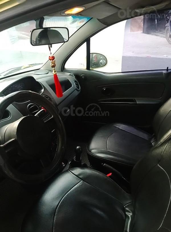 Cần bán gấp Daewoo Matiz năm sản xuất 2009, màu xanh lam, nhập khẩu còn mới, giá 83tr (3)