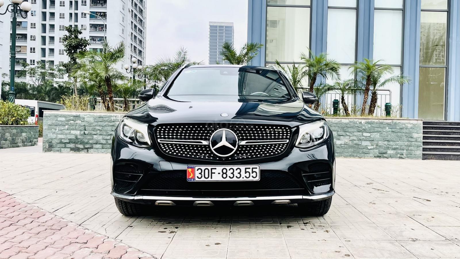 Mercedes GLC300 4Matic sx 2017 xe đẹp biển VIP đi tết (1)