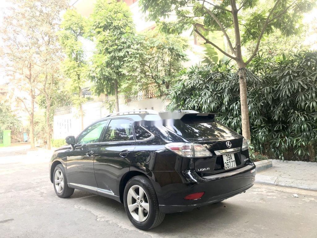 Cần bán Lexus RX 350 sản xuất năm 2009, màu đen, nhập khẩu  (3)