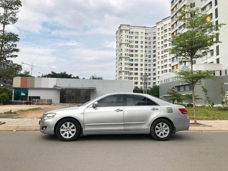 Cần bán Toyota Camry năm sản xuất 2008, màu bạc, nhập khẩu chính chủ, giá 488tr (3)
