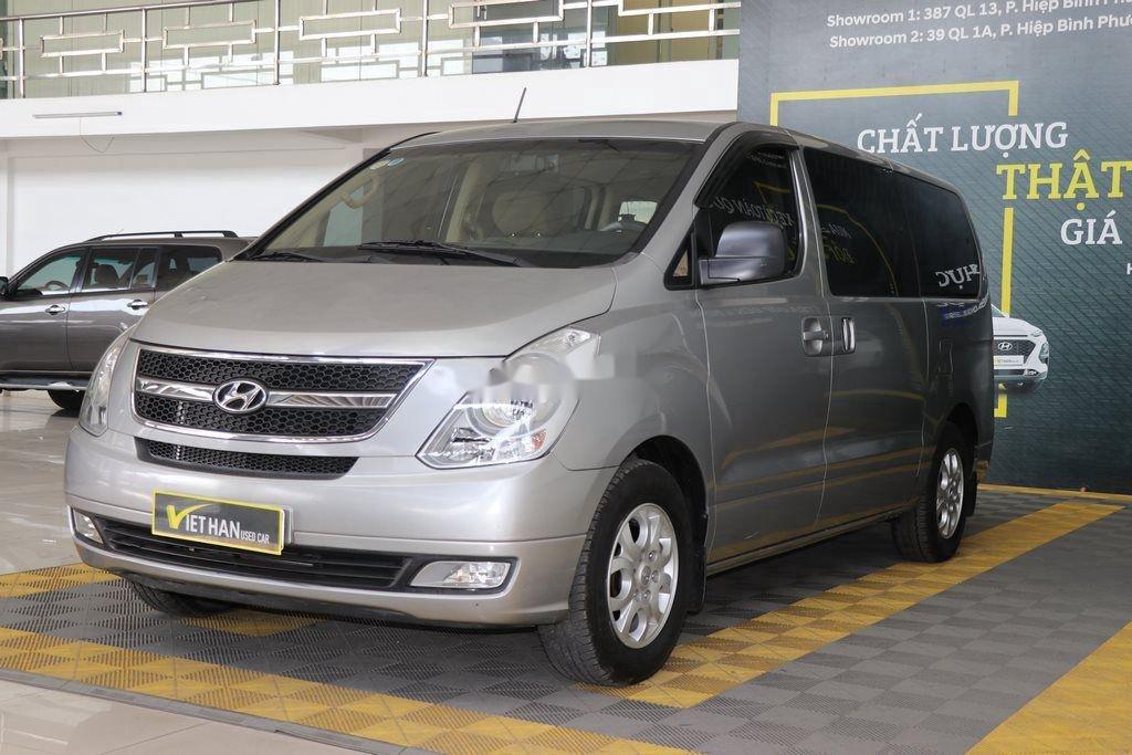 Cần bán xe Hyundai Grand Starex năm 2015, nhập khẩu nguyên chiếc còn mới, giá 636tr (2)