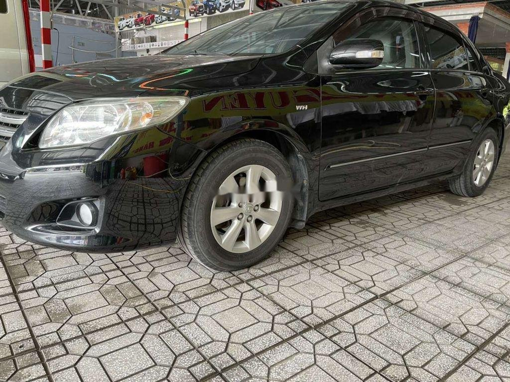 Xe Toyota Corolla Altis sản xuất 2008 còn mới, 375 triệu (1)