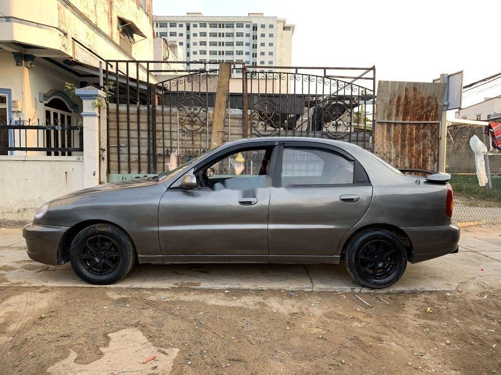 Bán Daewoo Lanos 2002, màu xám, xe nhập chính chủ, giá chỉ 67 triệu (4)