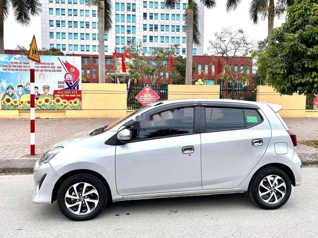 Bán ô tô Toyota Wigo sản xuất 2019, nhập khẩu nguyên chiếc, giá tốt (1)