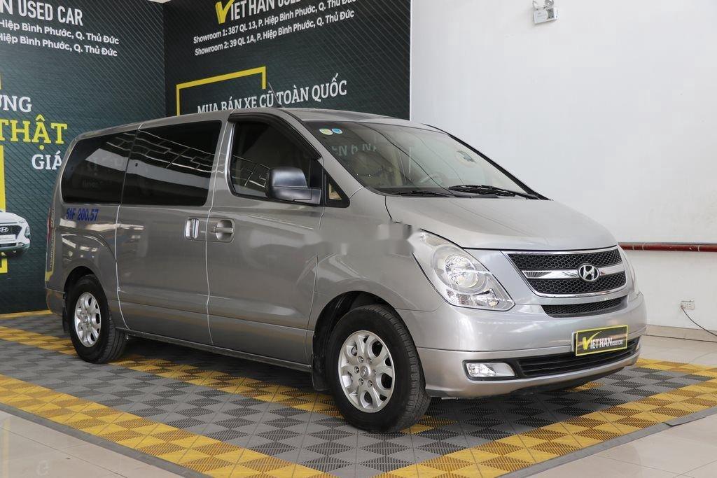 Cần bán xe Hyundai Grand Starex năm 2015, nhập khẩu nguyên chiếc còn mới, giá 636tr (3)
