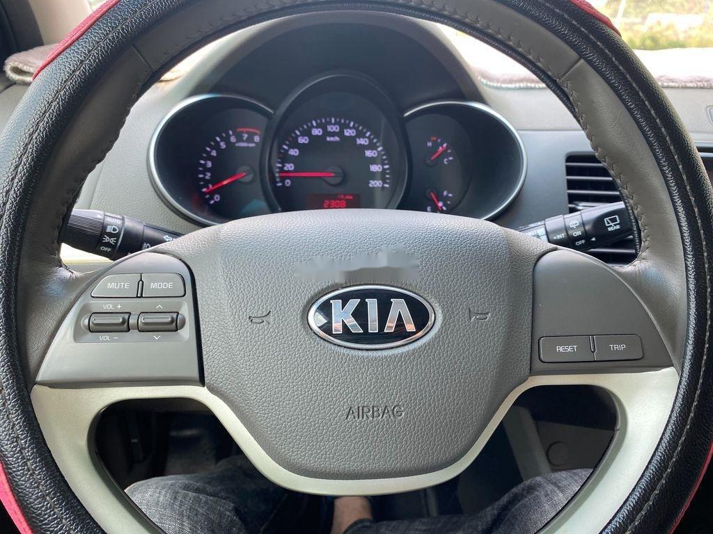 Bán xe Kia Morning năm sản xuất 2017, xe chính chủ, còn mới (9)