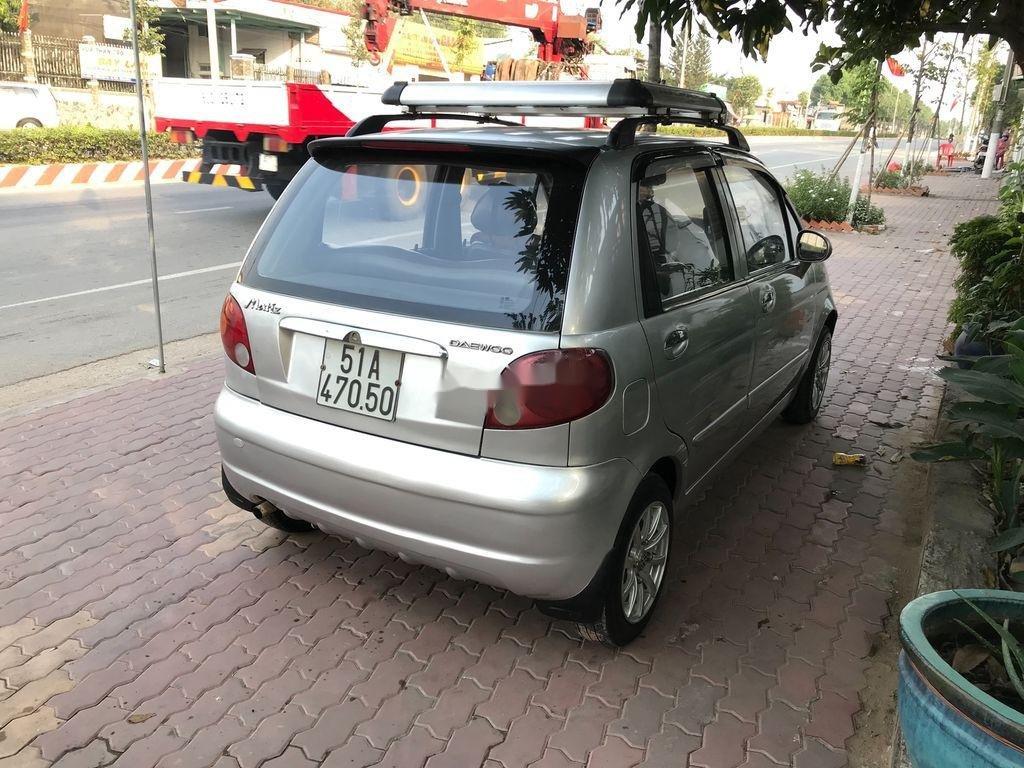 Bán Daewoo Matiz năm sản xuất 2001, giá 77tr (4)