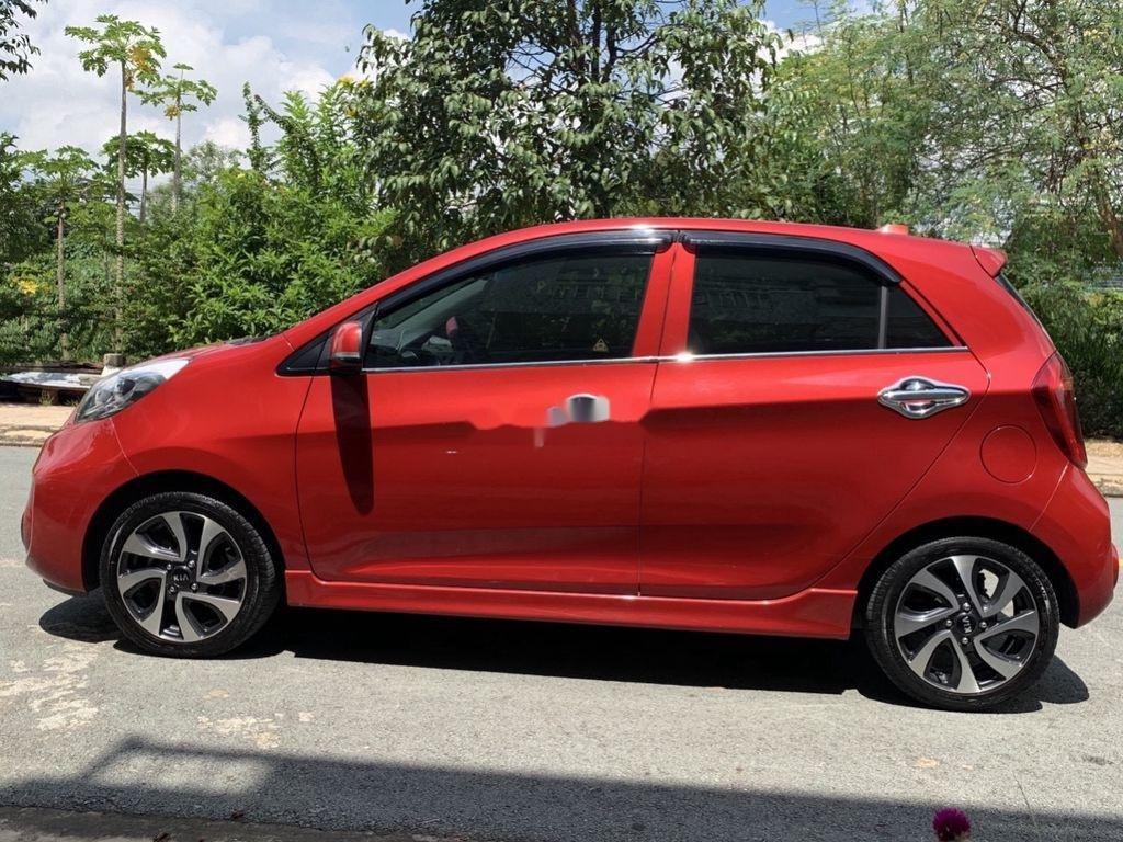 Bán xe Kia Morning năm sản xuất 2017, xe chính chủ, còn mới (6)