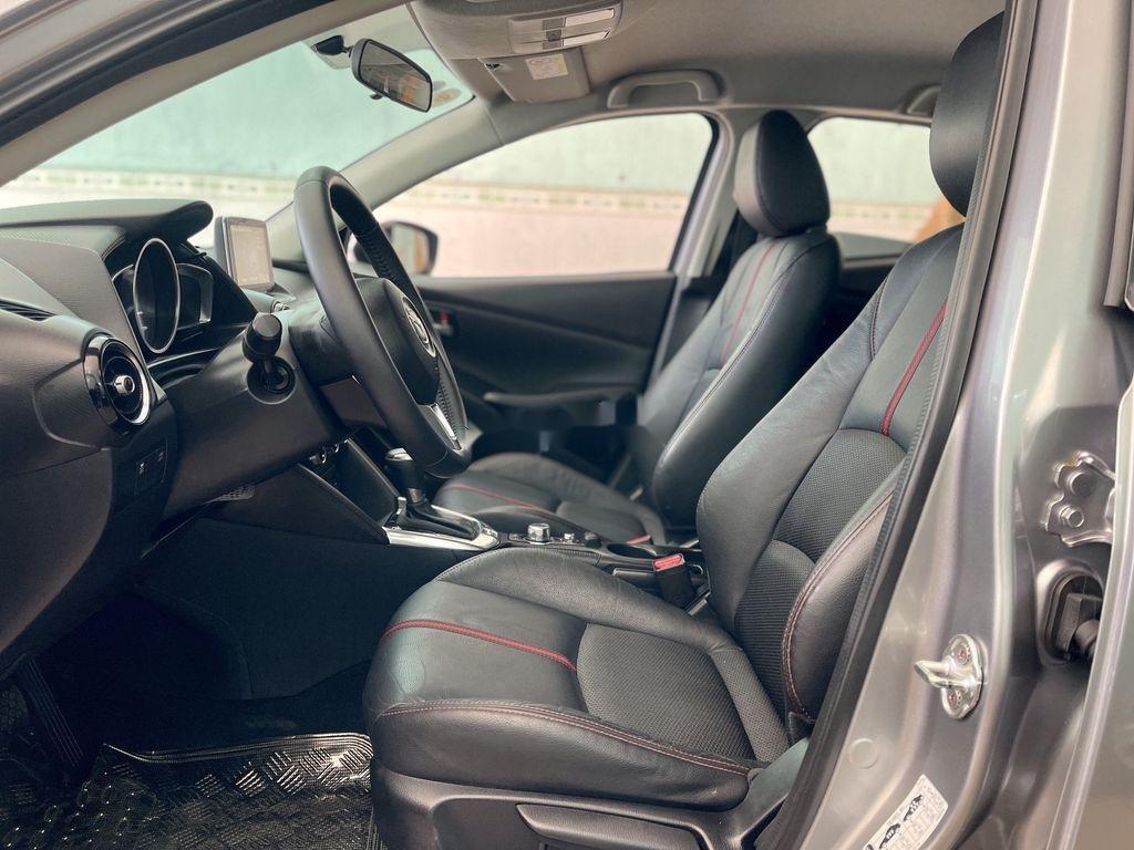 Bán Mazda 2 năm sản xuất 2016, màu xám chính chủ  (5)