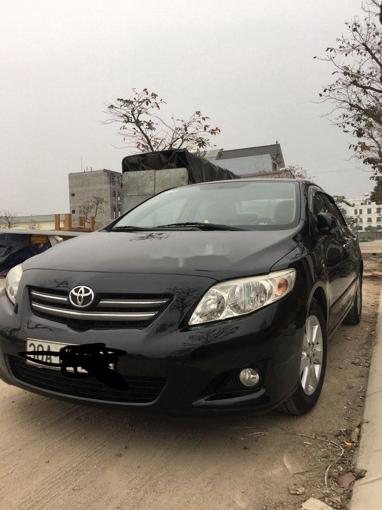 Bán ô tô Toyota Corolla Altis năm sản xuất 2009 còn mới giá cạnh tranh (4)