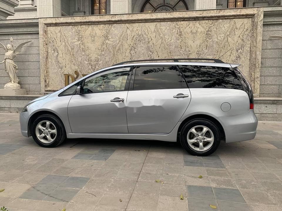 Xe Mitsubishi Grandis sản xuất năm 2011, màu bạc chính chủ, giá 328tr (7)