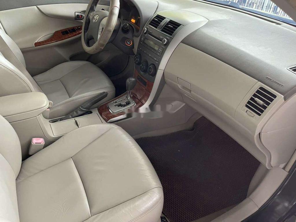 Xe Toyota Corolla Altis sản xuất 2008 còn mới, 375 triệu (8)