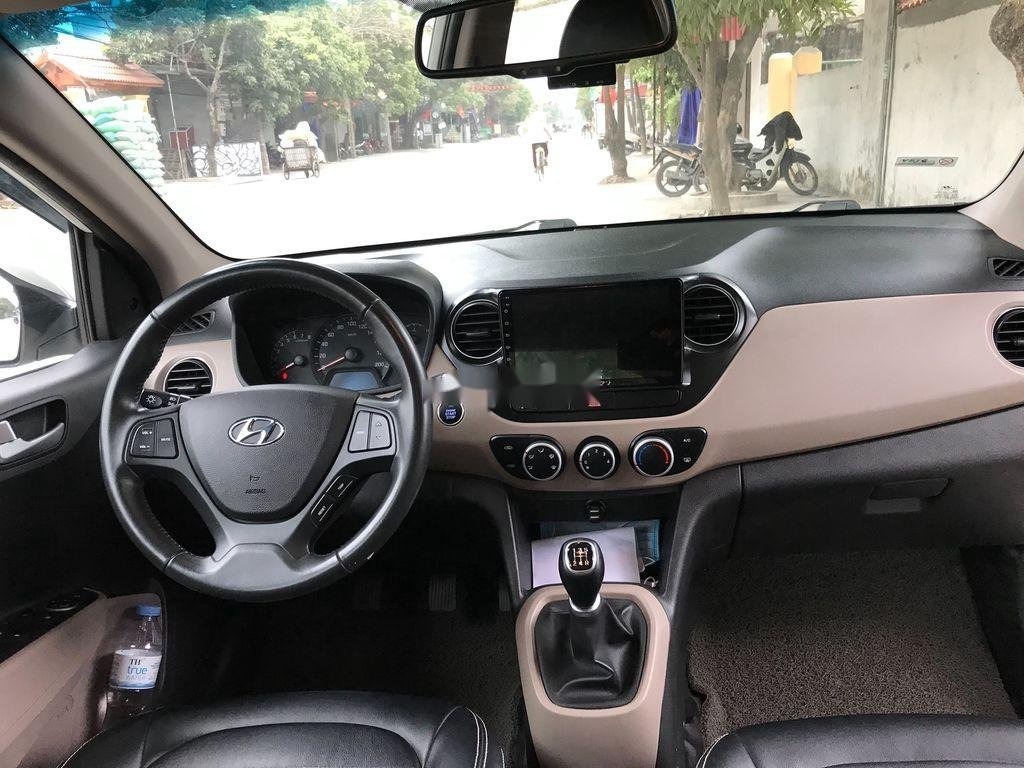 Bán ô tô Hyundai Grand i10 sản xuất 2018 còn mới (7)