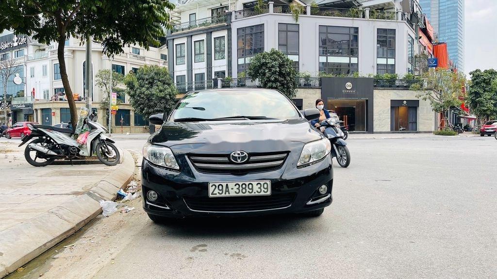 Bán Toyota Corolla Altis 1.8AT năm sản xuất 2009, nhập khẩu nguyên chiếc, giá chỉ 385 triệu (1)