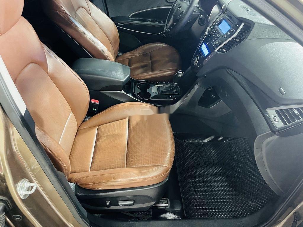 Bán Hyundai Santa Fe năm sản xuất 2013, nhập khẩu còn mới giá cạnh tranh (10)