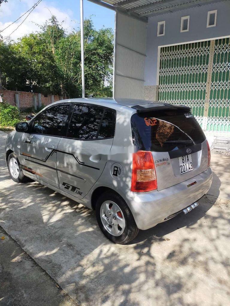 Bán ô tô Kia Morning năm sản xuất 2007, xe nhập còn mới (3)