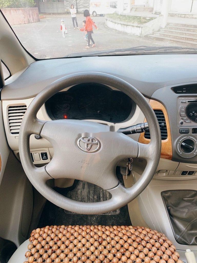 Bán Toyota Innova sản xuất 2008 còn mới, giá 288tr (8)
