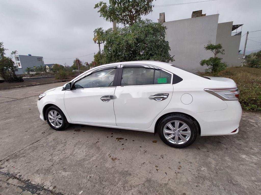 Xe Toyota Vios năm 2015 còn mới, 319tr (2)