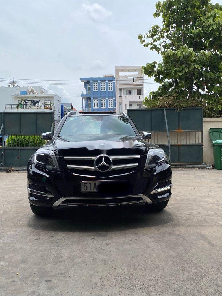 Cần bán lại xe Mercedes GLK Class sản xuất 2014, nhập khẩu nguyên chiếc còn mới (1)