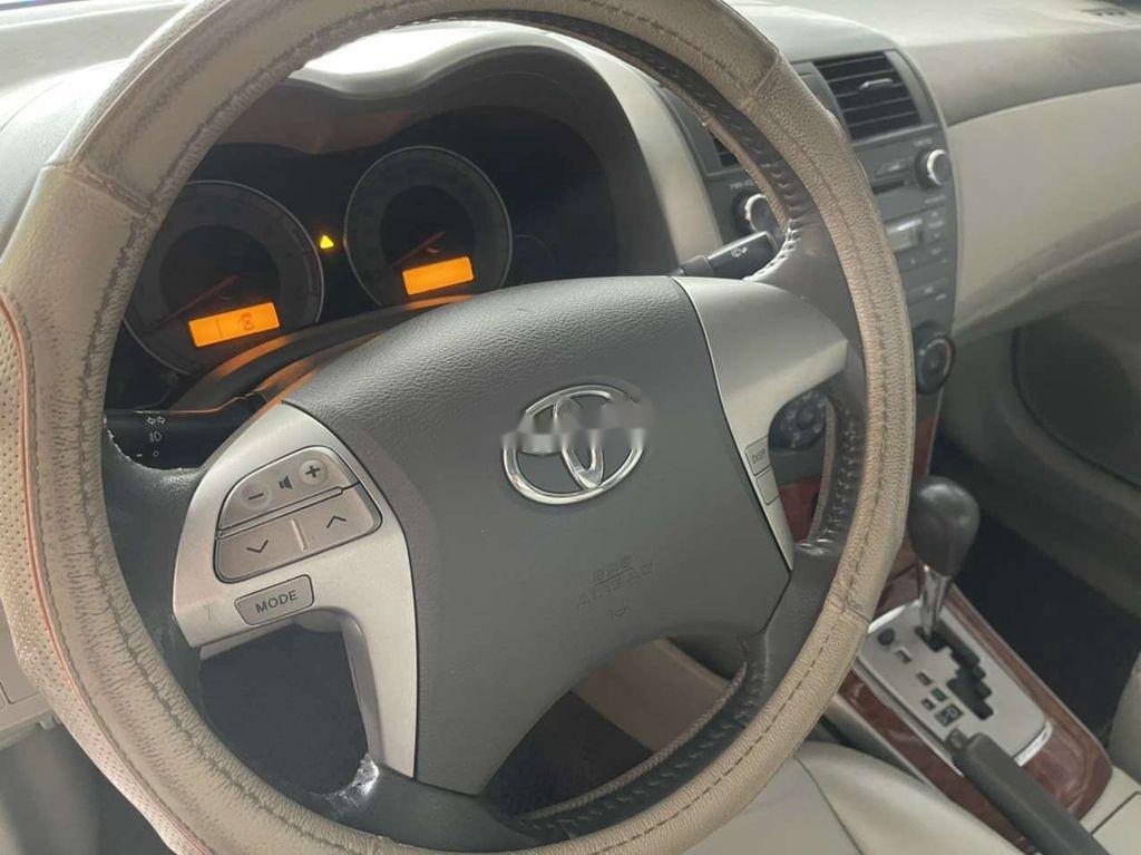 Xe Toyota Corolla Altis sản xuất 2008 còn mới, 375 triệu (5)