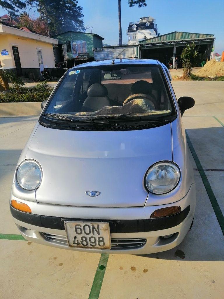 Bán ô tô Daewoo Matiz năm 2001, giá cực thấp (1)