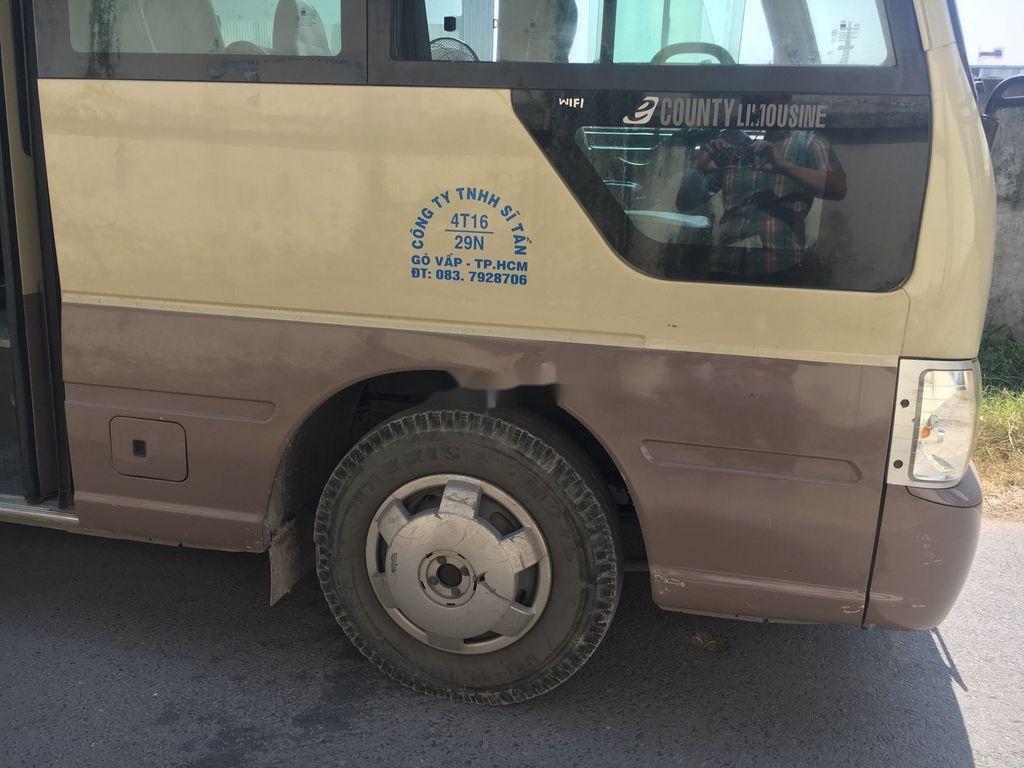 Bán Hyundai County sản xuất năm 2011, xe nhập còn mới (3)