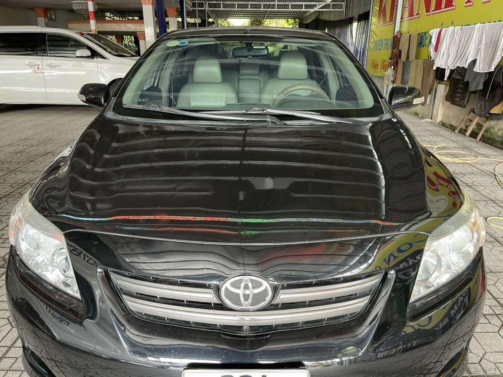 Xe Toyota Corolla Altis sản xuất 2008 còn mới, 375 triệu (2)