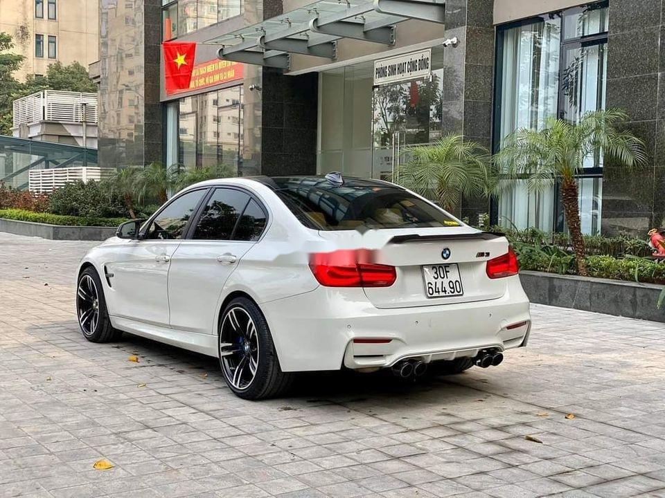 Bán ô tô BMW 3 Series sản xuất 2016 còn mới (9)